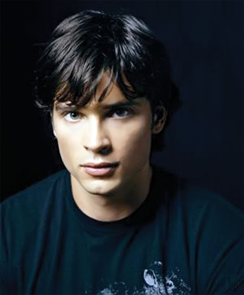 Clark Kent (Tom Welling in Smallville) glamour shot