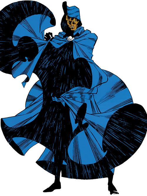 Cloak (Marvel Comics) (Cloak and Dagger)