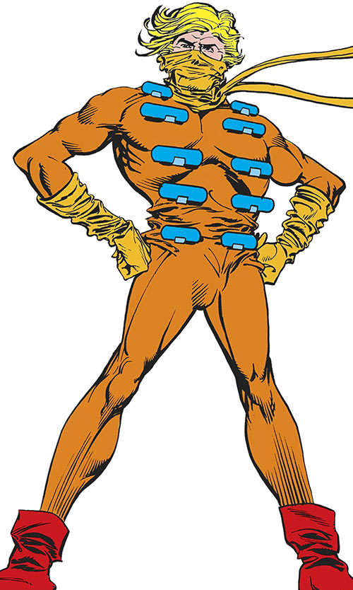 Cluemaster (DC Comics) (Batman villain) (Early)