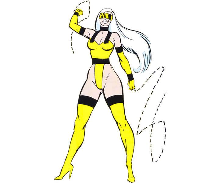 Coachwhip of the Serpent Society (Marvel Comics)