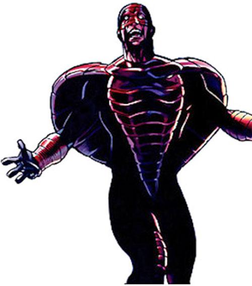 Cobra (White Tiger enemy) (Marvel Comics) yelling