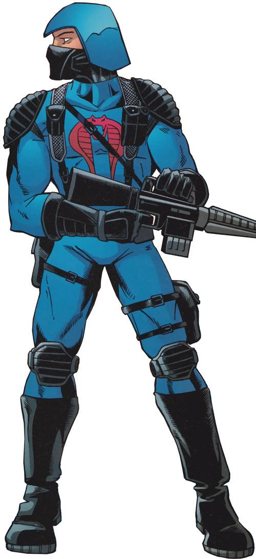 Cobra officer (GI Joe)