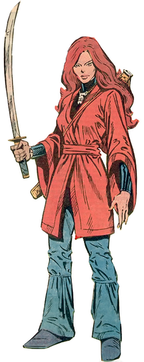 Colleen Wing (Marvel Comics)