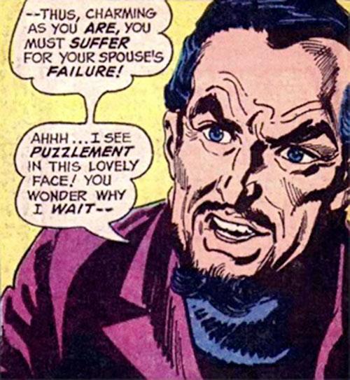 Colonel Sulphur (Batman enemy) (DC Comics)
