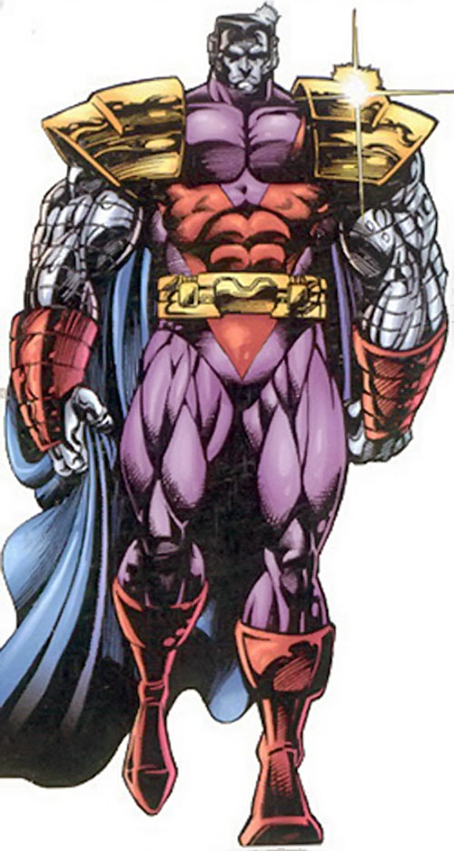 Colossus of the Acolytes of Magneto (Marvel Comics)