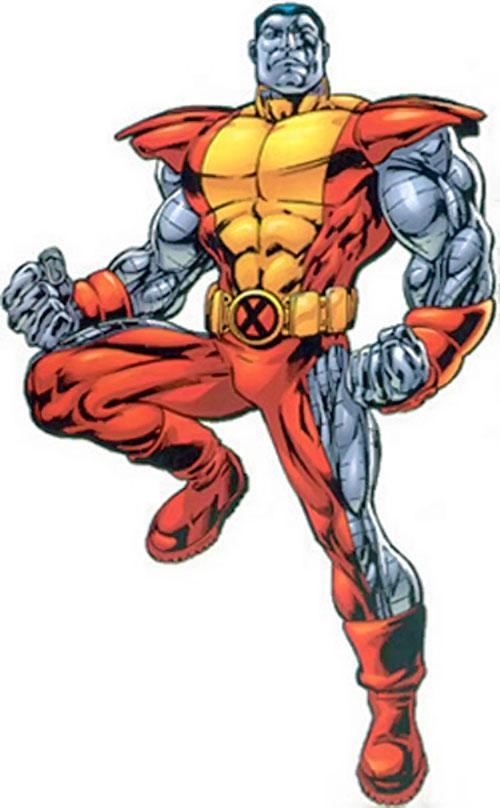 Colossus of Excalibur (Marvel Comics)