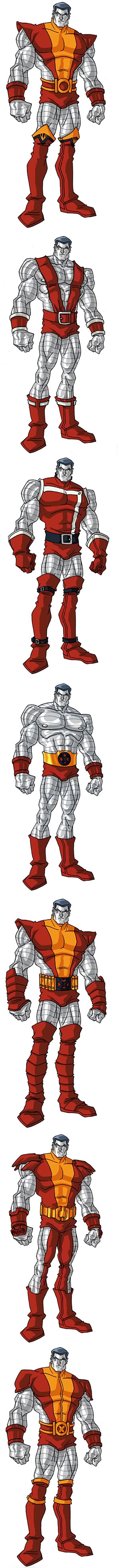 Colossus of the X-Men (Marvel Comics) gallery by RonnieThunderbolts