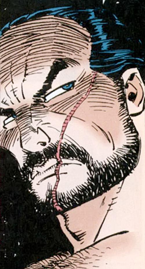 Combat (Punisher enemy) (Marvel Comics)