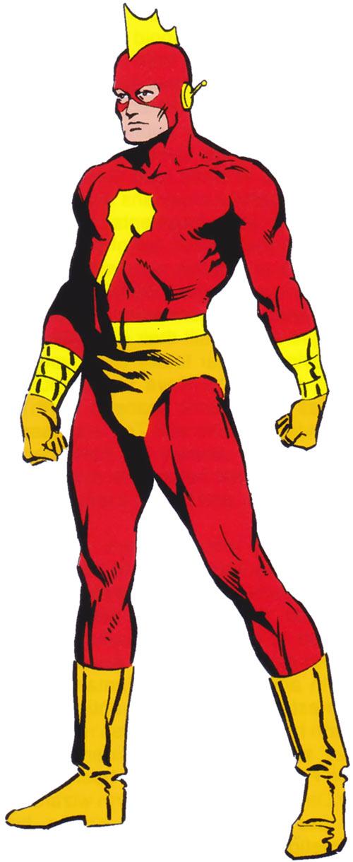 Comet (Nova ally) (Marvel Comics)