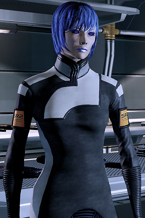 Commander Mari Shepard (Mass Effect 2)