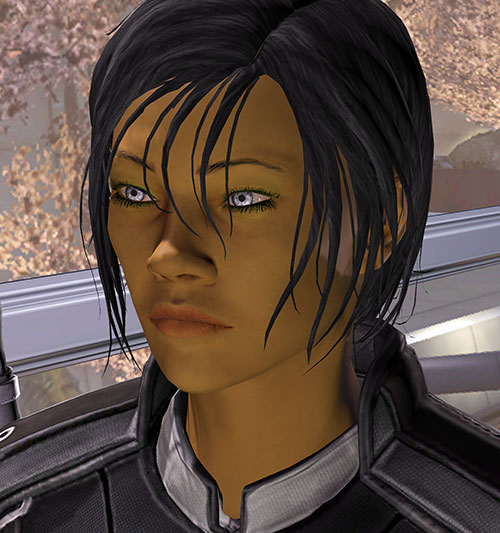 Commander Shepard (Mass Effect 3)