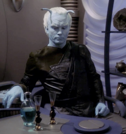 Commander Shran (Jeffrey Combs in Star Trek: Enterprise)