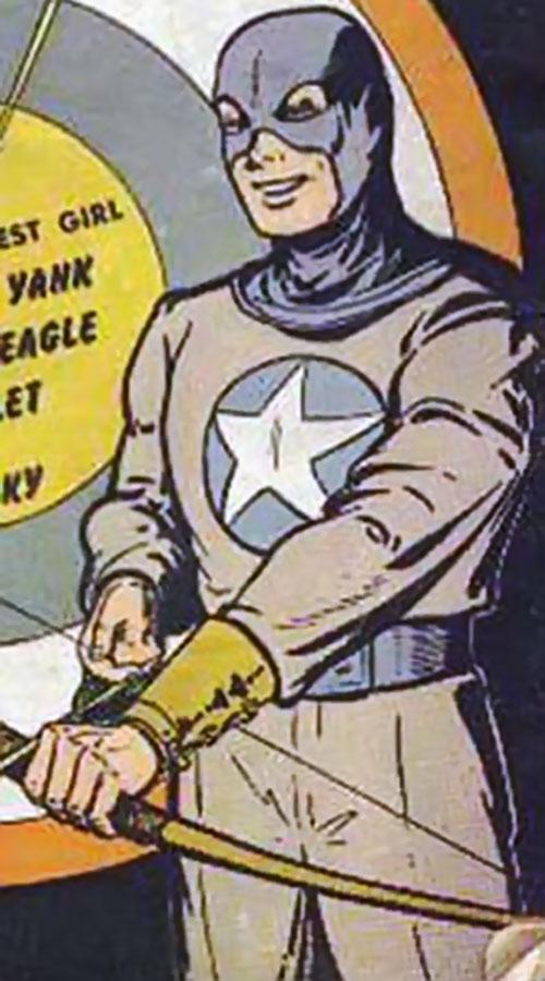Commando Yank cover art