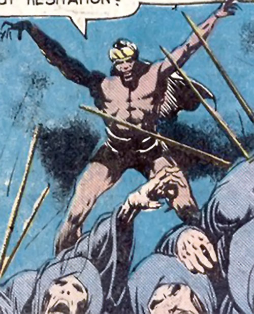 Companions of Beowulf (DC Comics) - Sydriit