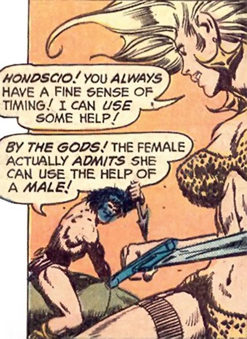 Companions of Beowulf (DC Comics)