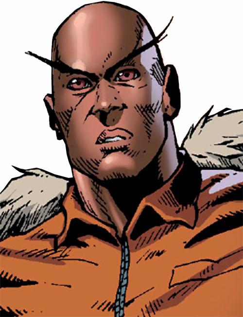 Condor (Nova enemy) (Marvel Comics) 2009 unmasked
