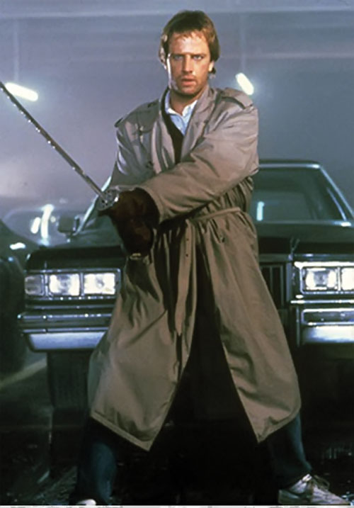 Connor McLeod the Highlander (Christopher Lambert)