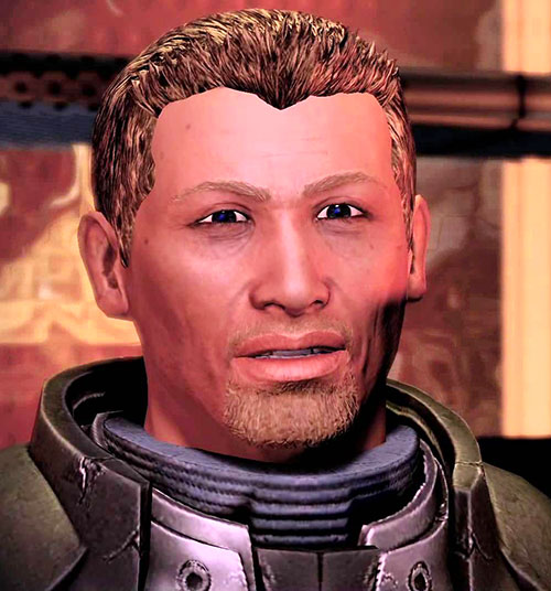 Conrad Verner (Mass Effect 2)