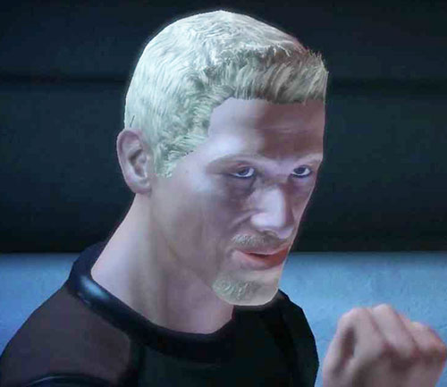 Conrad Verner (Mass Effect)