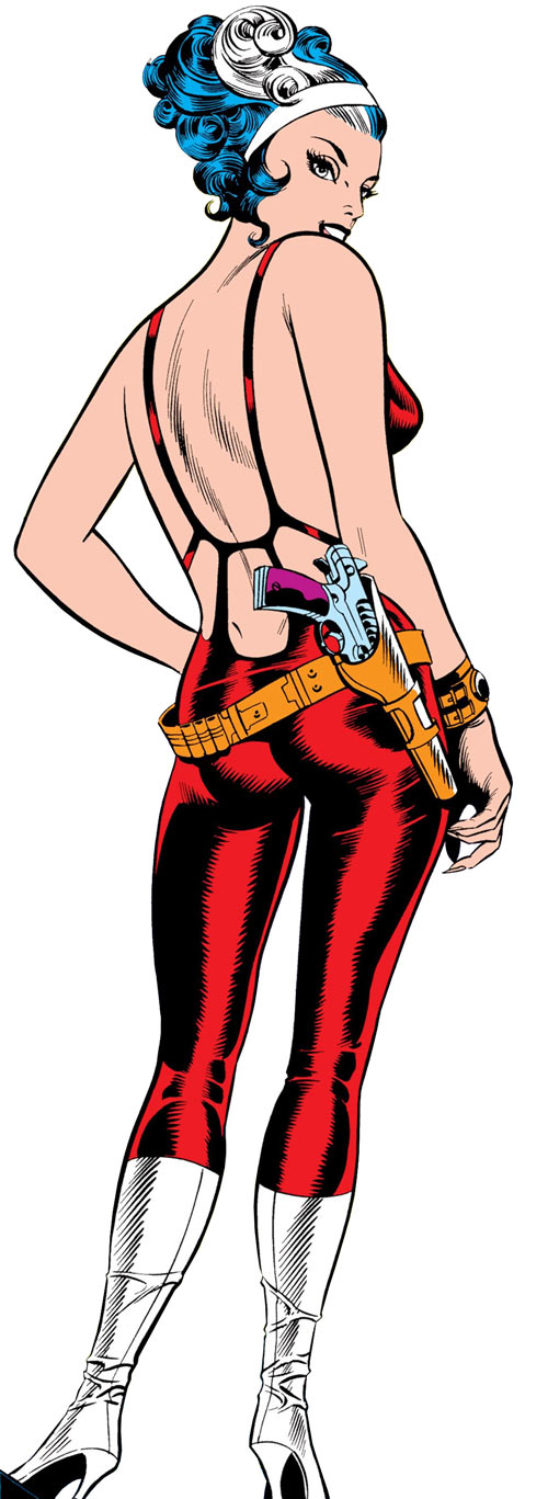 Contessa Valentina Allegra de la Fontaine of SHIELD (Marvel Comics) classic
