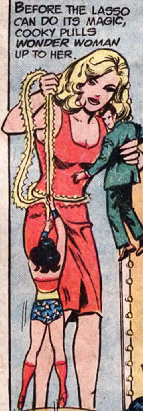 Cooky la Moo (Hostess Comics)