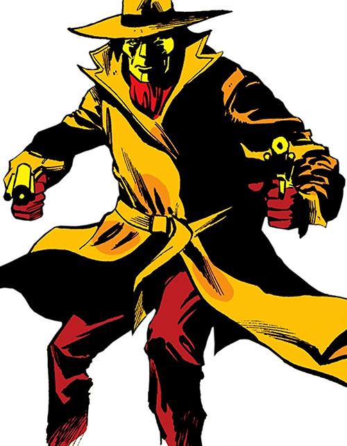 Copperhead (Chesney) (Daredevil enemy) (Marvel Comics)