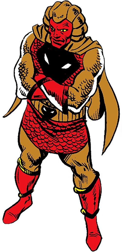 Copperhead (Marvel Comics) (Serpent Society)