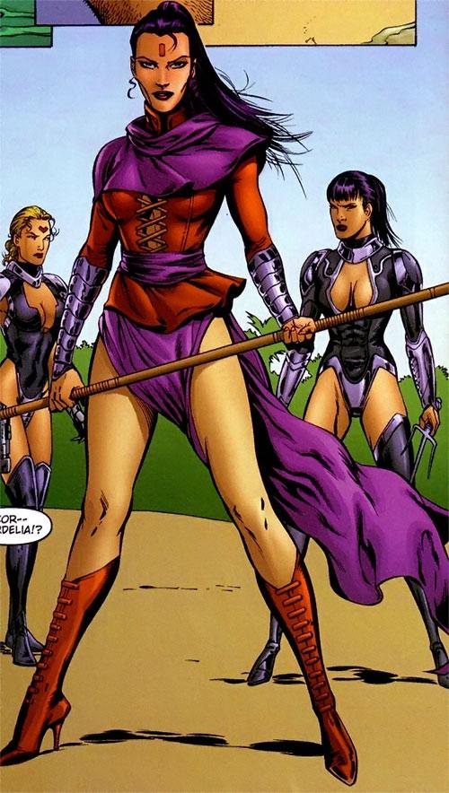 Cordelia of the Coda (Gen 13 character) (Wildstorm comics)
