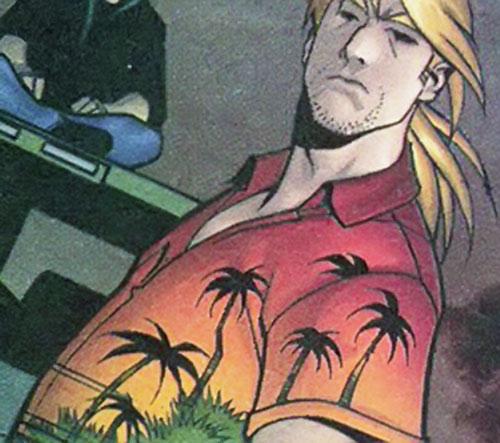 Cornfed of the Livewires (Marvel Comics)