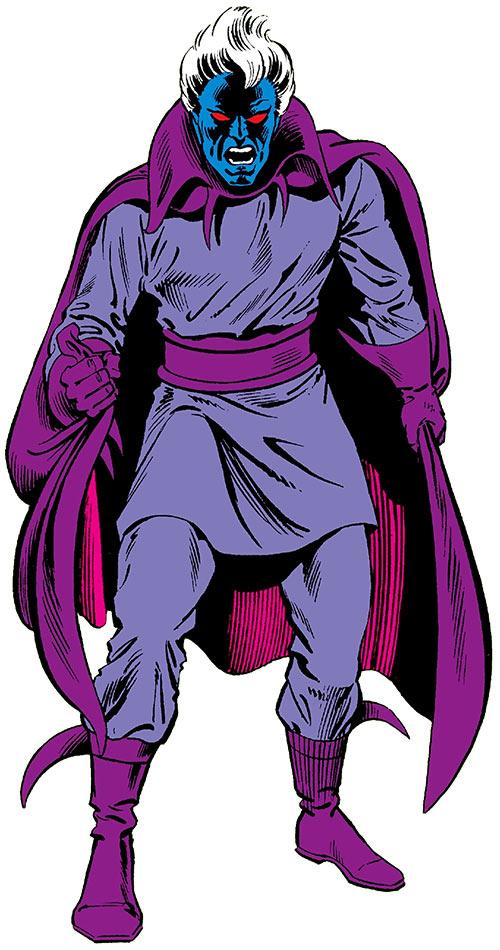 Corruptor (Marvel Comics) OHOTMU Reed and Rubinstein