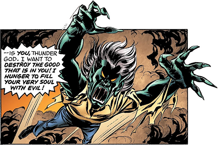Corruptor (Nova enemy) (Marvel Comics) earliest appearance attacks