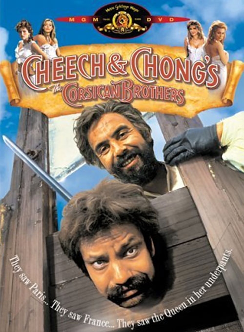 Corsican Brothers (Cheech and Chong) poster