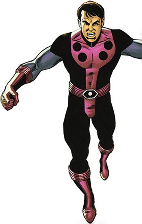 Cosmic King of the Legion of Super-Villains (DC Comics)