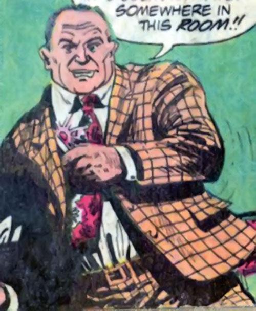 Council (Nemesis enemies) (DC Comics) Brasser