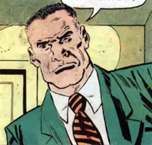 Council (Nemesis enemies) (DC Comics) Brewster
