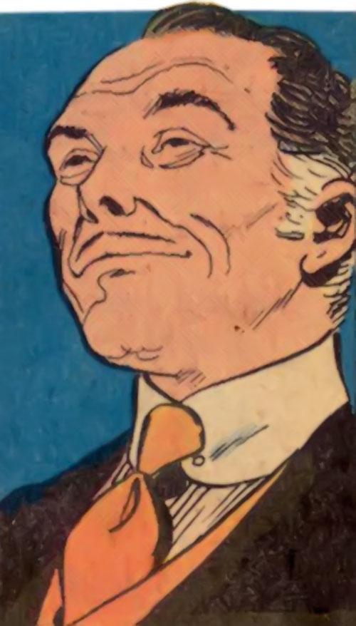 Council (Nemesis enemies) (DC Comics) Chesterton