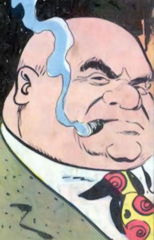 Council (Nemesis enemies) (DC Comics) Maddoks