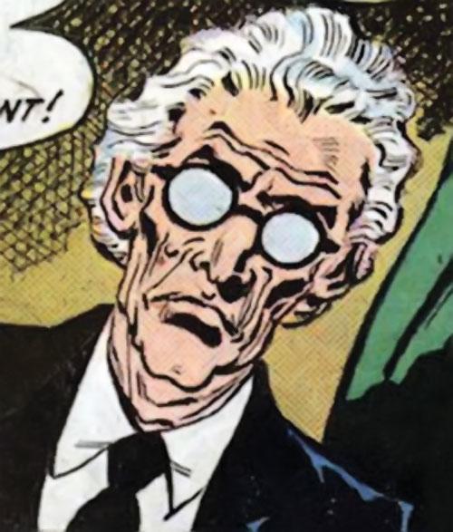 Council (Nemesis enemies) (DC Comics) von Riebling