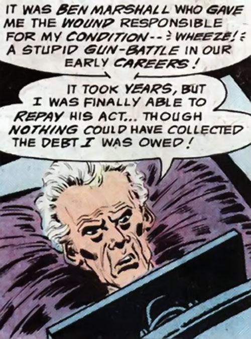 Council (Nemesis enemies) (DC Comics) The Head