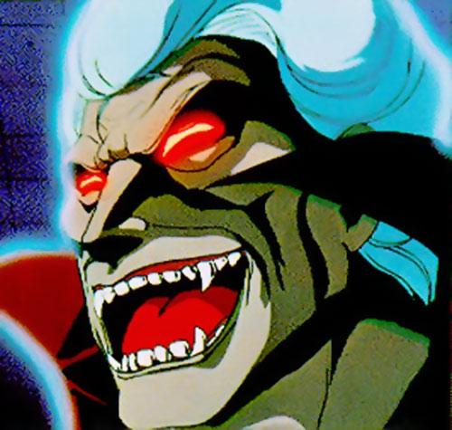 Count Magnus Lee (Vampire Hunter D)