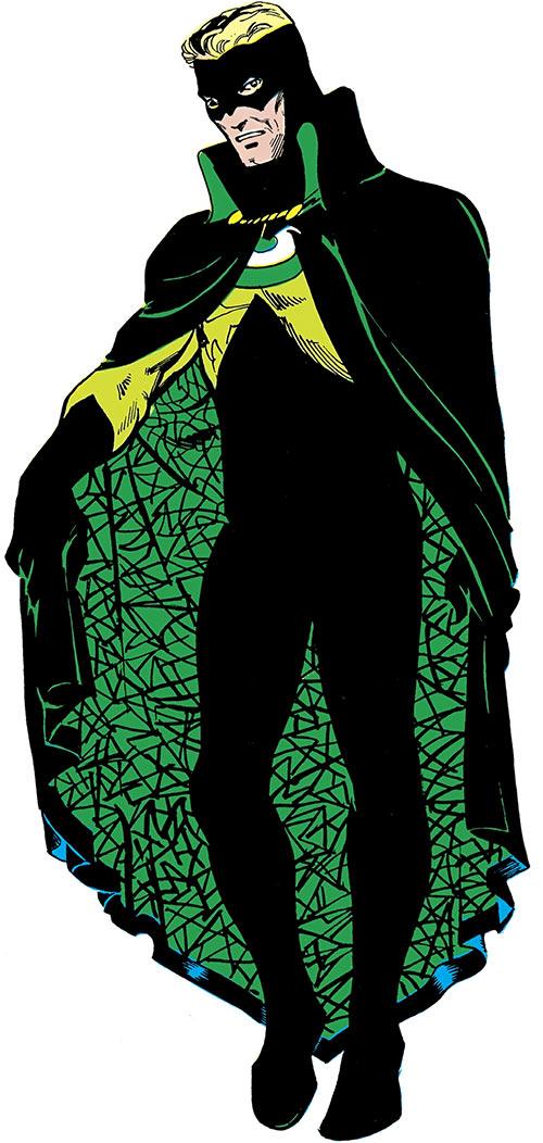 Count Vertigo (DC Comics) (Suicide Squad) Who's Who in the DC Universe art