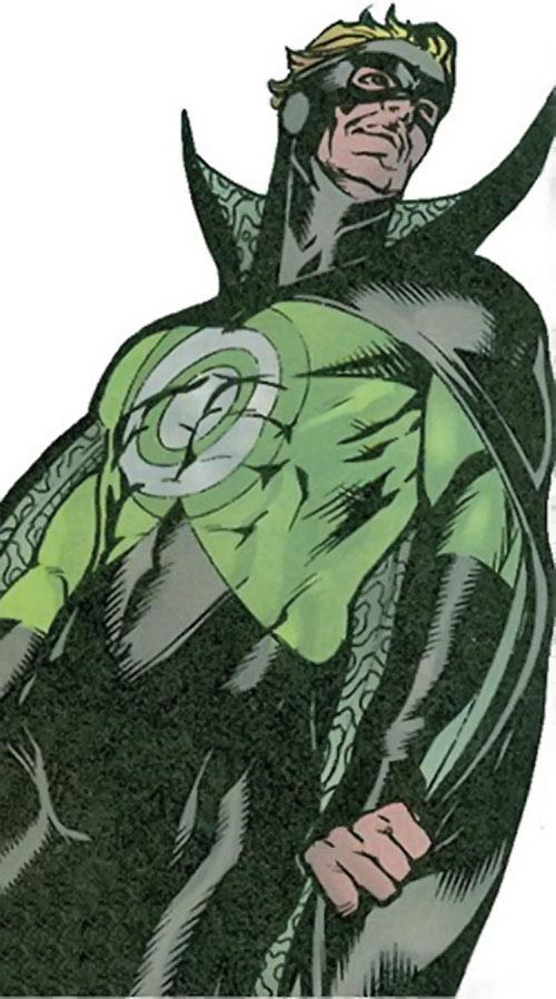 Count Vertigo (Suicide Squad member) (DC Comics)