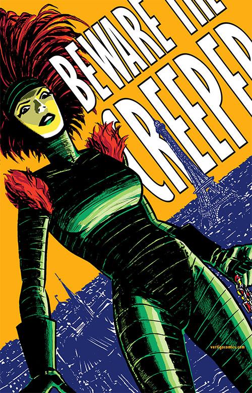 Creeper (Paris 1925) (DC Comics)