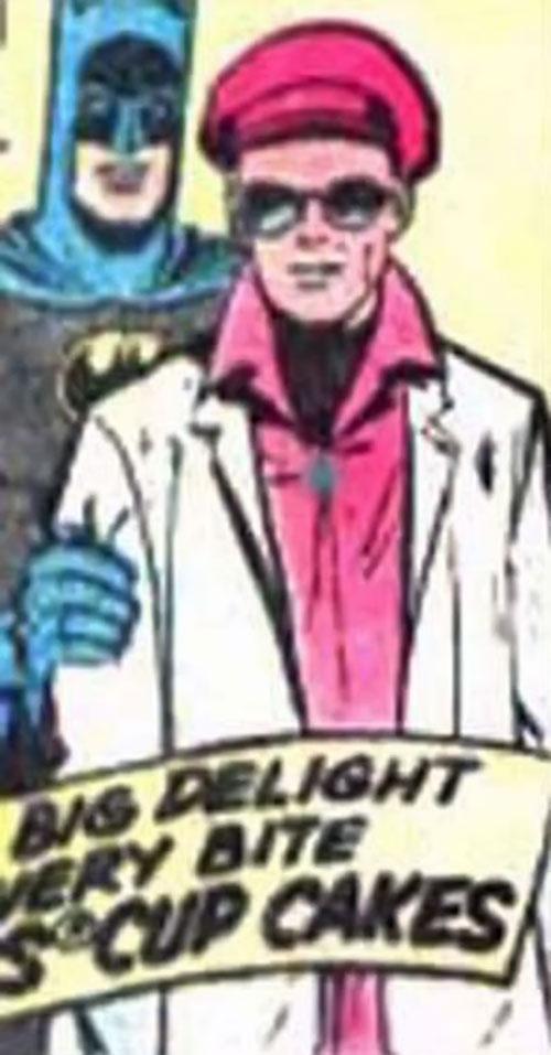 Crime Director (Hostess Comics) and Batman