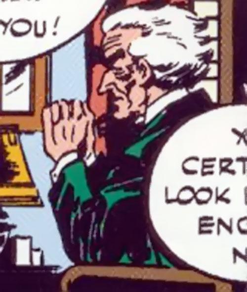 Crime Doctor (Batman enemy) (DC Comics Golden Age)