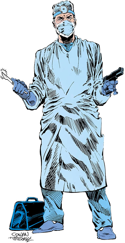 Crime Doctor (Batman enemy) (DC Comics) (Earth-1 pre-Crisis)