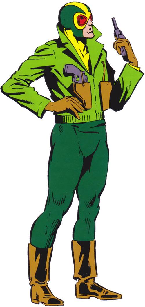 Crimebuster (Nova ally) (Marvel Comics)
