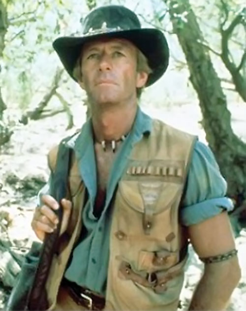 Crocodile Dundee (Paul Hogan)