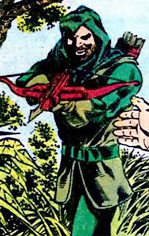Crossbow (Daredevil enemy) (Marvel Comics)