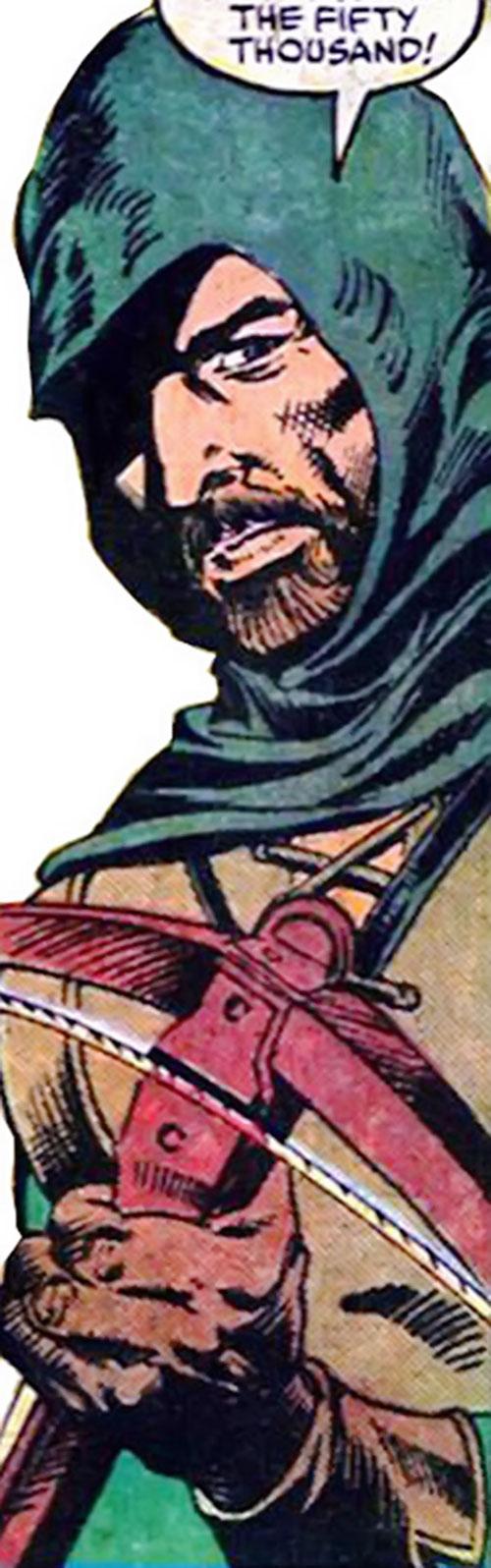 Crossbow (Daredevil enemy) (Marvel Comics) portrait